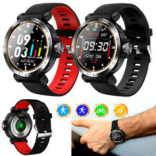 Bluetooth Smart Watch Heart Rate Bracelet For Android Samsung S20 S10 S9 LG ASUS