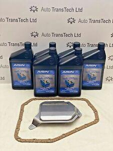 Genuine Ford U440 4 Speed Automatic Gearbox Service kit Filter Gasket 6L Oil OEM