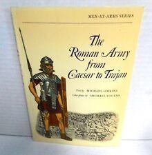 BOOK OSPREY Men at Arms MAA #46* Roman Army from Caesar to Trajan 1974 1st UnNum