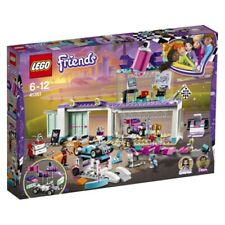 Lego 41351 Tuning Pitstop Lego Friends Building Kit for Girls