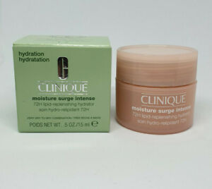 Clinique Moisture Surge™ Inense 72-Hour Lipid-Replenishing Hydrator 15ml New