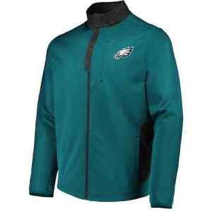 Philadelphia Eagles NFL Men's Magestic Therma Base Team Tech Jacket, XL, NWT