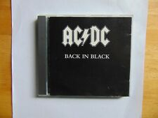 AC/DC - Back In Black - CD - FREE POST