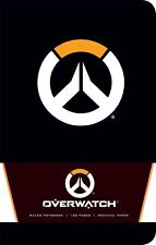 Overwatch Ruled Notebook Insight Editions