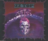 ZZ Top Pincushion (1994) [Maxi-CD]