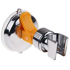 Soporte para teléfono de ducha del cromo baño montado en la pared soporte ajustable de la succión Reino Unido