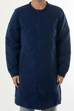Nike Air Varsity Thermal Insulated Jacket Parka Coat Obsidian Blue Small