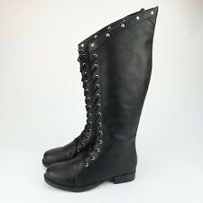 Ellie Shoes 181-Huntress Women's Boots Black Size US 7 M New