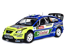 1/18 ALTAYA #4  Ford Focus RS WRC - 2007 - M. Hirvonen NEUF EN BOITE