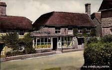 Dallington near Heathfield. The Stores & Post Office.
