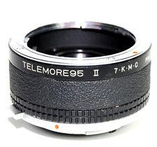 Komura Telemore 95 II  2X Teleconverter Lens for Olympus OM OM-1 OM-2 SLR Camera