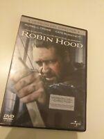 DVD ROBIN HOOD CON RUSSELL CROWE