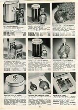 1947 PAPER AD Corday Perfume Toujours Moi Jet Frenzy
