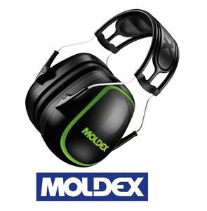 MOLDEX Gehörschutz Kapselgehörschutz M6 Gehörschutzkapsel SNR 35dB