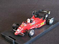 Brumm Ferrari 126C4 1984 1:43 #28 René Arnoux (FRA) German GP (LS)