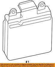 FORD OEM F-150 Parking Aid Backup Back Up Reverse Proximity-Sensor FL3Z14C689A