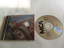 JOE WALSH - The Best (CD) JAPAN Pressing