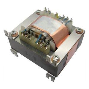 Transformer: mains; 230VAC; 260V; 260V; 3.15V; 3.15V; 5V; 6.3V; 0.12A [1 pcs]