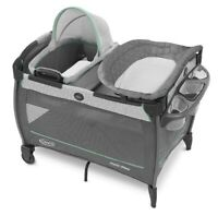 Graco Baby Pack 'n Play Close2Baby Bassinet Playard Derby NEW