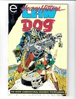 HEAVY HITTERS LAW DOGS #1 MAY 1993 EPIC COMIC.#109759D*5