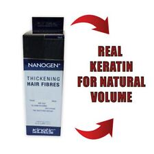 "Thickening hair fibers for hair loss ""NANOGEN"" BLACK COLOR (30g)"