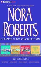 Nora Roberts Chesapeake Bay CD Collection: Sea Swept, Rising Tides, Inner Harbor