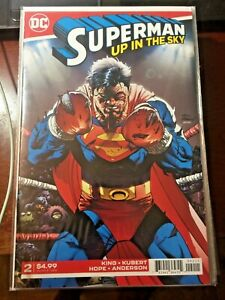 Superman Up in the Sky #2 DC Comic 2019