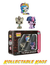 My Little Pony - Whooves, Celestia and Twilight Sparkle Pocket Pops 3-Pack Tin