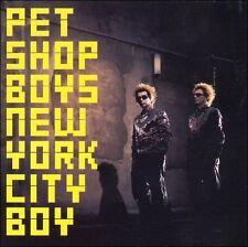 New York City Boy [Maxi Single] by Pet Shop Boys (CD, Nov-1999, Sire)