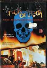 TRICK OR TREAT -  NEUF DVD REGION ALL/ZONE FREE BRAND NEW & FACTORY SEALED