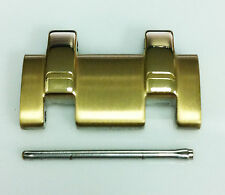 Citizen AU1042-53P Original genuine Gold tone Stainless steel link and pin