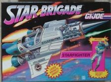 GI JOE Star Brigade Starfighter With Exclusive Sci-Fi Figure Sealed CASE FRESH!