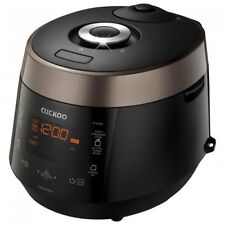 NEW AU 240V Cuckoo 10 Cup Pressure Cooker CRP-P1009S black & brown rice diamond