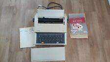 Canon ES5 Electronic Typewriter
