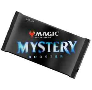 MTG Magic the Gathering Mystery Booster Mix. Unplayed. Buy 3 + Save 10%