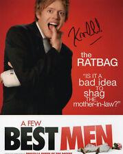 KRIS MARSHALL - Signed 10x8 Photograph - FILM - A FEW BEST MEN