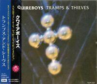 Quireboys* - Tramps & Thieves ( Maxi-Single) Japan CD Obi