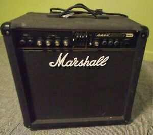"""Marshall BassState B65 bass combo 1x12"""" Made in the UK"""