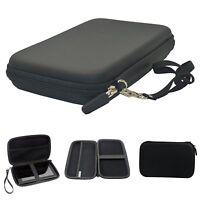 "Hard Shell Carry Case Waterproof Hard Case for 7"" GPS Navigation Garmin Magellan"