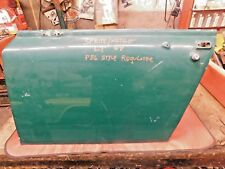 MG Midget, Sprite, Left Door Shell, 64-69 Removable Plate Style, !!