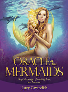 Oracle of the Mermaids Oracle Cards by Lucy Cavendish and Selina Fenech