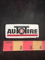 AUTO TIRE AUTOTIRE Advertising Patch 80D9
