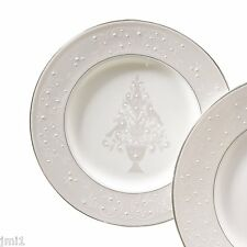 Lenox OPAL INNOCENCE CHRISTMAS TREE Accent Plate