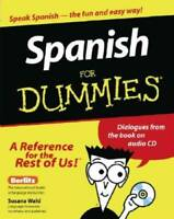 Spanish For Dummies - Paperback By Susana Wald - GOOD