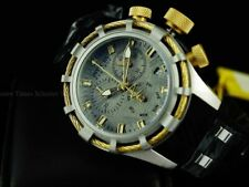NEW Invicta Women Reserve Bolt Swiss Chronograph Movt Meteorite Dial SS Watch
