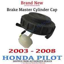 2003- 2008 Honda PILOT SUV Genuine Factory OEM Honda Brake Master Cylinder Cap