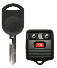 3B Remote + Ford Lincoln Mercury  H92 / H84 PT SA Transponder Key Chip 4D63