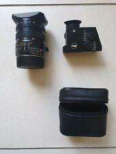 LEICA TRI-ELMAR-M 16-18-21mm f/4 ASPH with Viewfinder