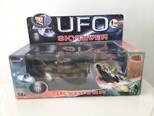More details for product enterprise ufo skydiver diecast model set