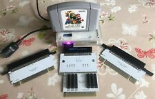 Retro Card Reader NES SNES N64 Sega Mega Drive MD GB GBC GBA *Set with adapters*